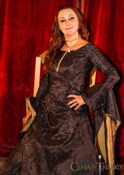 Agnes Volvore- Cena de tronos